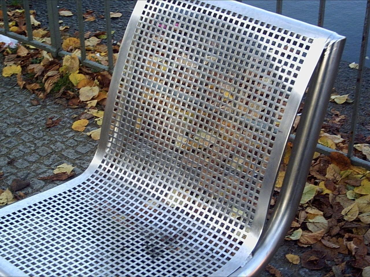 Krzesło, ławka, a może jednak sofa